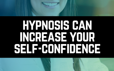 Hypnosis Can Increase Your Self-Confidence